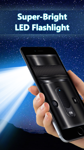 Flashlight - Super light & Super bright 5.2 screenshots 2
