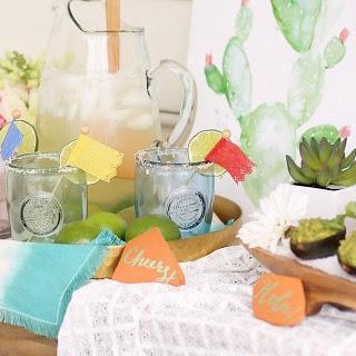 Mexican Fiesta Happy Hour Ideas for Cinco de Mayo.
