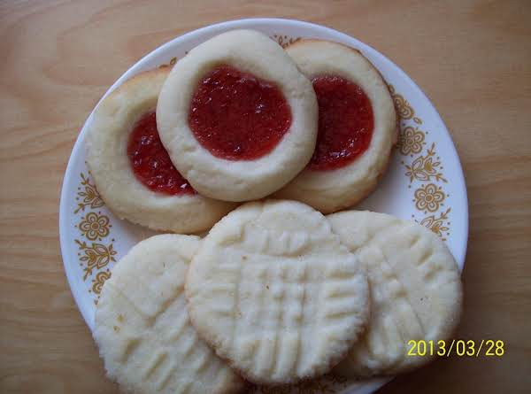 Best Ever Cornstarch Cookies Recipe