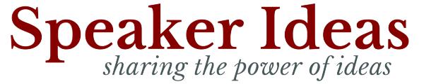 speaker ideas logo