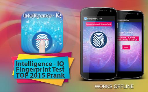 Intelligence IQ Test Prank