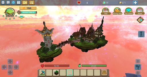 Télécharger Sky Block APK MOD (Astuce) screenshots 1