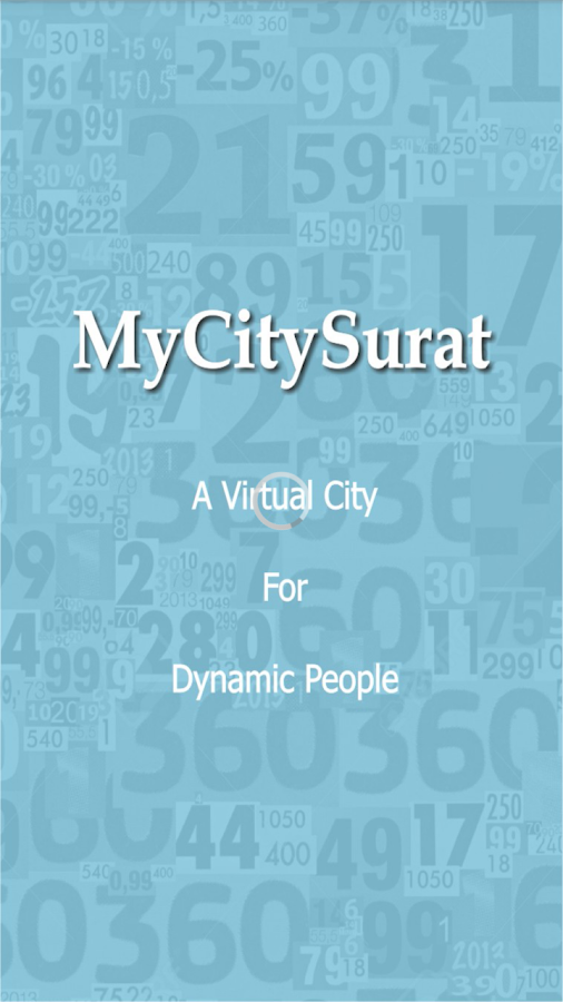 MyCitySurat- screenshot