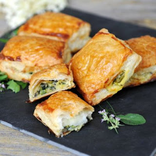 Spinach Puffs Recipes