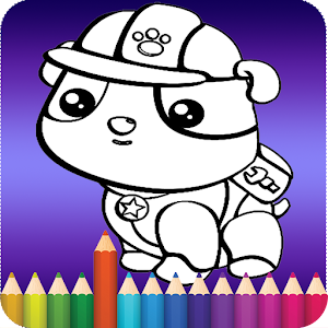 Coloring game for Paw Patrol - Mobile App Store, SDK, Rankings, and ...