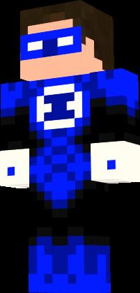 Xxjamesxx1234 Blue Lantern Nova Skin