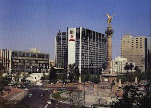 Photo: 1B080001_Meksyk - Ciudad de Mexico - pomnik Anioła