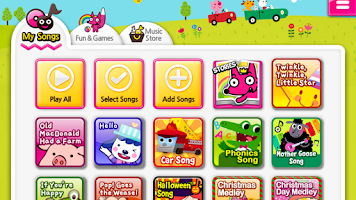 Screenshot of Best Kids Songs: Dinosaur+more