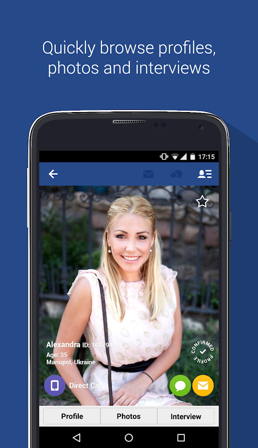 AnastasiaDate - screenshot