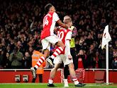 Arsenal et Sambi Lokonga déroulent face à Aston Villa