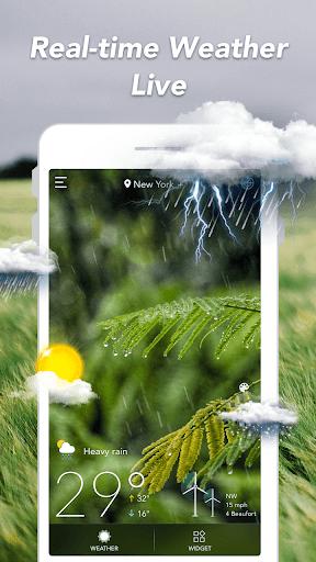 توقعات الطقس والحاجيات والرادار screenshot 1