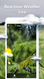 Weather Forecast & Widgets & Radar APK screenshot thumbnail 1