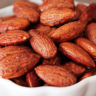 Maple-Spiced Almonds