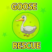 Goose Rescue From Cage‏