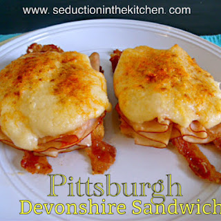 Pittsburgh Devonshire Sandwich #SundaySupper