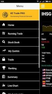 KE Trade PRO (ID) - náhled