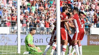 El Almería ya sabe que podrá jugar cualquier día de la semana.