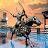 Archery King Horse Riding Game - Archery Battle Icône