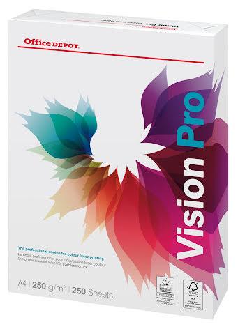 Papper OD Vision A4 250g 250/f