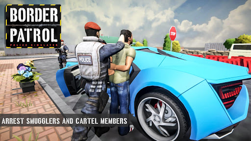 Border Patrol Police Game- Border Force Simulator 1.2 screenshots 10