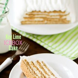 Key Lime Icebox Cake