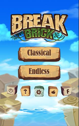 ブレイクブリック - Break Bricks