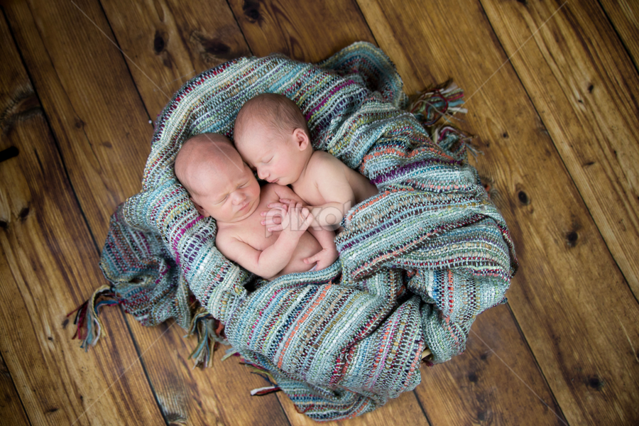 snuggled up with my brother by Sandra Veech - Babies & Children Babies (  )