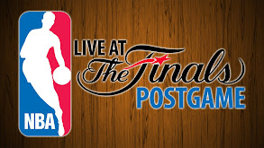 NBA Live at the Finals Postgame thumbnail