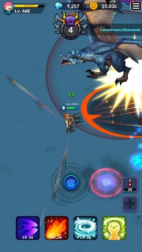 Archer's Adventure : Archer of Legend apktreat screenshots 2