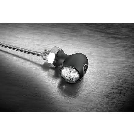 Kellermann LED broms/bakljus Bullet Atto, för horisontell montering