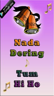 Nada Dering Tum Hi Ho - náhled
