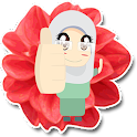 Hijab Stickers icon