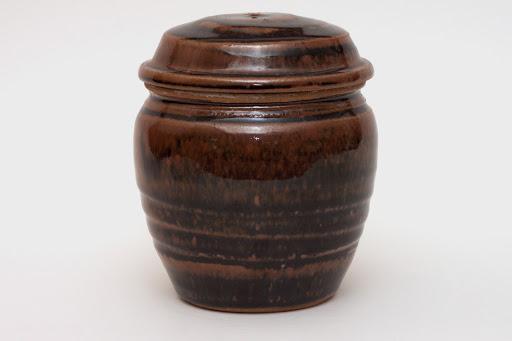 Mike Dodd Ceramic Jar 013