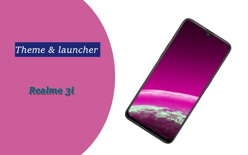 Theme for Realme 3i ss2