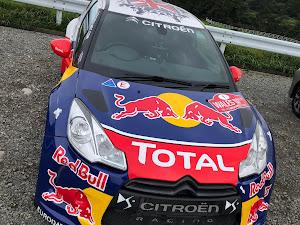 DS3  レーシングWRC改のカスタム事例画像 コルトロさんの2020年09月21日07:38の投稿