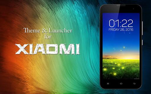 Theme for Xiaomi MIUI 1.0 screenshots 1