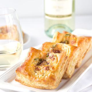 Vegetable Squares Appetizer Recipes