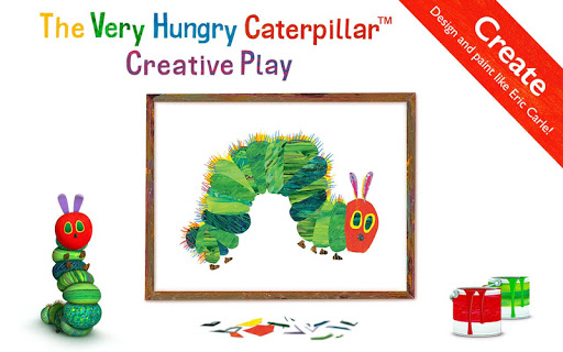 Caterpillar Creative Play Screenshot