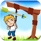 Gibbets  : Archery Bow Shooter Master Puzzle Game icon