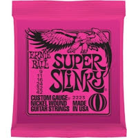 Ernie Ball EB-3223 Super Slinky 3-pack