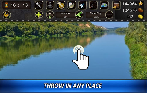Fishing rain - fishing simulator apkpoly screenshots 1