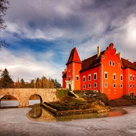 chateau Červená Lhota, CZ by Lukáš Lang - Buildings & Architecture Public & Historical