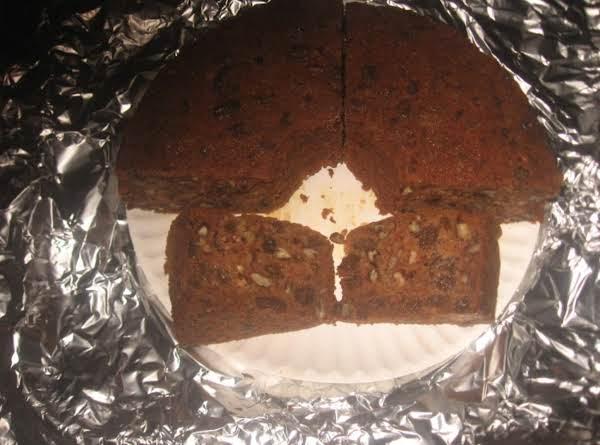 Sugar Free Applesauce Cake