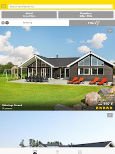 DanCenter – Holiday Rentals- screenshot thumbnail
