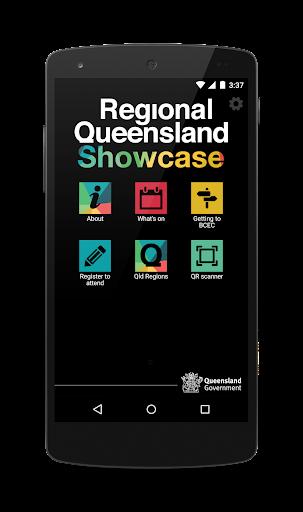Regional Queensland Showcase