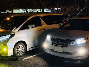 アルファード GGH35W SA Cパッケージ 4WDのカスタム事例画像 よっちゃんさんの2020年03月07日14:56の投稿