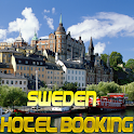 Sweden Hotel Booking icon
