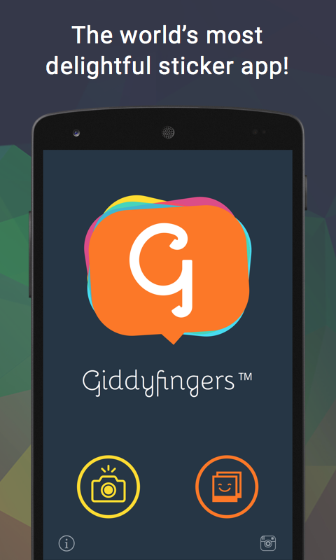 Giddyfingers- screenshot
