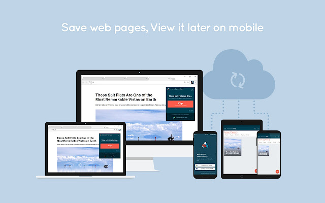 AwesomeClip Web Clipper (Beta)