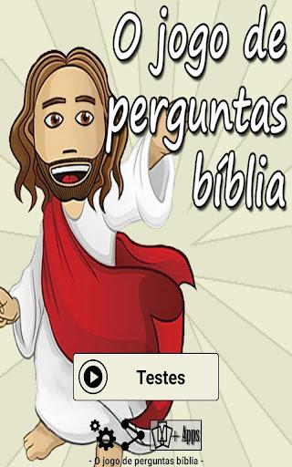 O jogo de perguntas bíblia  screenshots 1